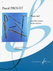PROUST P. PLAZA REAL FLUTE