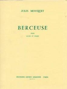 MOUQUET J. BERCEUSE OP 22 FLUTE