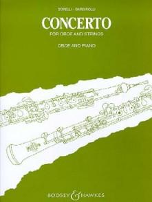 CORELLI A. CONCERTO HAUTBOIS