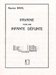 RAVEL M. PAVANE POUR UNE INFANTE DEFUNTE COR ANGLAIS
