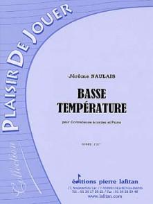 NAULAIS J. BASSE TEMPERATURE CONTREBASSE