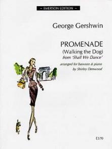 GERSHWIN G. PROMENADE BASSON