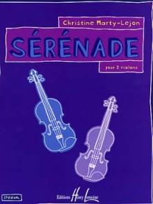 MARTY-LEJON C. SERENADE VIOLONS