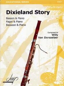 VAN DORSSELAER W. DIXIELAND STORY BASSON