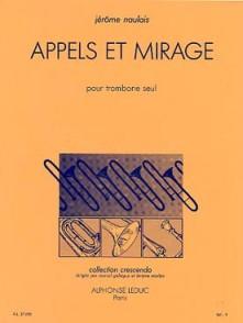 NAULAIS J. APPELS ET MIRAGE TROMBONE