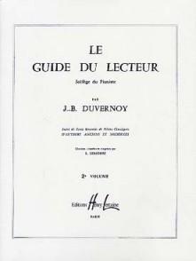 DUVERNOY J.B. LE GUIDE DU LECTEUR VOL 2 PIANO