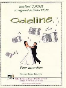 GORISSE J.P. ODELINE ACCORDEON