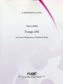 LOPEZ A. TEMPS D'M TUBA