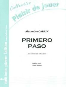 CARLIN A. PRIMERO PASO SAXHORN ALTO