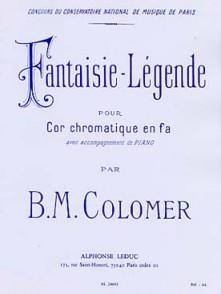 COLOMER B.M. FANTAISIE LEGENDE COR