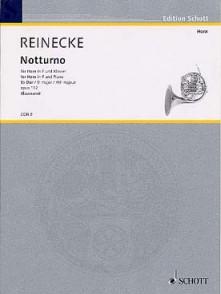 REINECKE C. NOTTURNO MIB MAJEUR COR