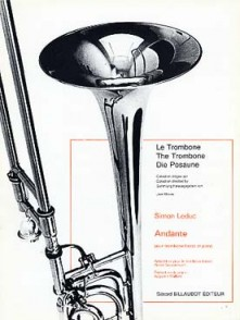 LEDUC S. ANDANTE TROMBONE BASSE