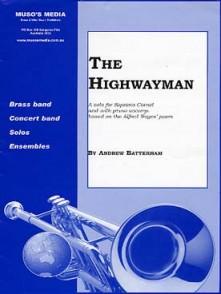 BATTERMAN A. THE HIGHWAYMAN SAXHORN ALTO