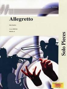BAUDRIER E. ALLEGRETTO SAXHORN ALTO