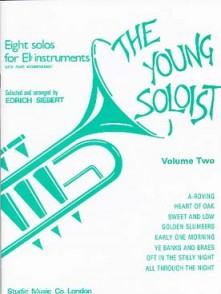 THE YOUNG SOLOIST VOL 2 SAXHORN ALTO