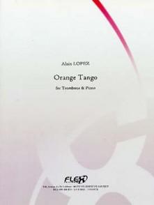 LOPEZ A. ORANGE TANGO TROMBONE