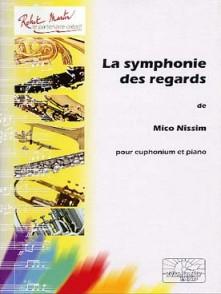 NISSIM M. SYMPHONIE DES REGARDS EUPHONIUM