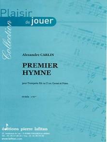 CARLIN A. PREMIER HYMNE TROMPETTE