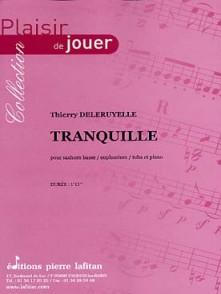 DELERUYELLE T. TRANQUILLE TUBA OU EUPHONIUM OU SAXHORN