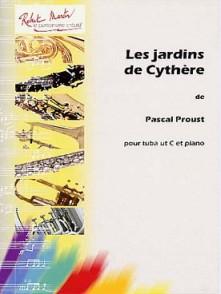 PROUST P. JARDINS DE CYTHERE TUBA OU EUPHONIUM