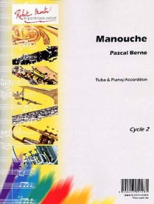 BERNE P. MANOUCHE EUPHONIUM