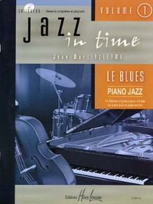 ALLERME J.M. JAZZ IN TIME VOL 1: LE BLUES PIANO