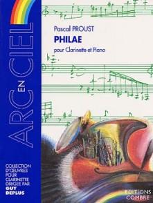 PROUST P. PHILAE CLARINETTE SIB