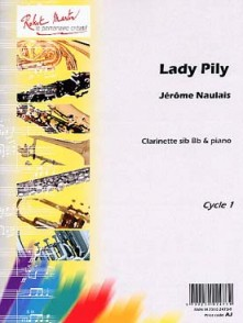 NAULAIS J. LADY PILY CLARINETTE