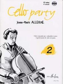 ALLERME J.M. CELLO PARTY VOL 2