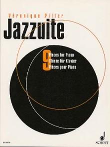 PILLER V. JAZZ SUITE PIANO