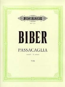 BIBER H.I.F. PASSACAGLIA ALTO
