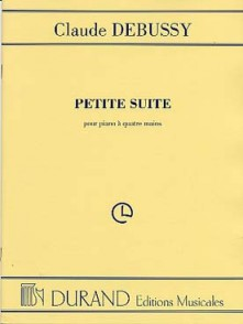 DEBUSSY C. PETITE SUITE PIANO 4 MAINS