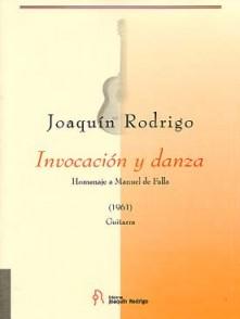 RODRIGO J. INVOCATION ET DANSE GUITARE