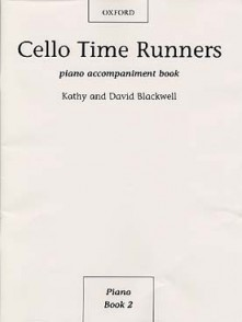 BLACKWELL K. AND D. CELLO TIME RUNNERS PIANO