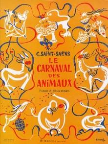 SAINT-SAENS C. LE CARNAVAL DES ANIMAUX PIANO