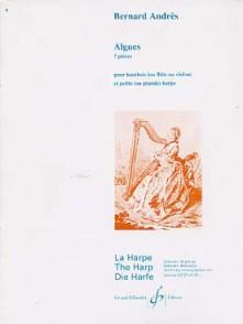 ANDRES B. ALGUES FLUTE OU HAUTBOIS OU VIOLON