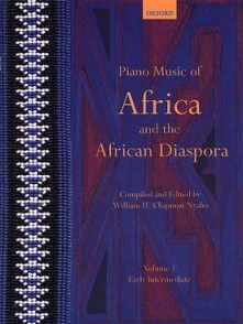 PIANO MUSIC OF AFRICA VOL 1