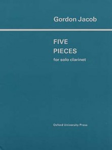JACOB G. PIECES CLARINETTE