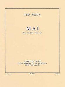 NODA R. MAI SAXOPHONE