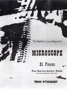 LUNDQUIST T. MICROSCOPE ACCORDEON