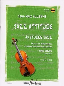 ALLERME J.M. JAZZ ATTITUDE VOL 2 VIOLON