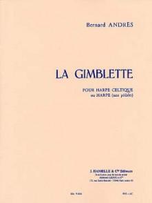 ANDRES B. LA GIMBLETTE HARPE