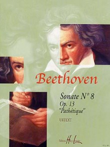 BEETHOVEN L. SONATE N°08 OP 13 PIANO