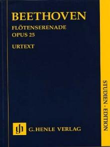 BEETHOVEN L. FLOTENSERENADE OPUS 25
