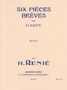 RENIE H. PIECES BREVES HARPE