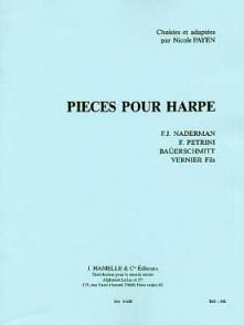 PAYEN-MOAT PIECES HARPE