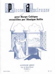 ROLLIN M. PIECES ANCIENNES HARPE
