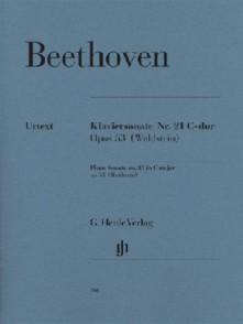 BEETHOVEN L.V. SONATE OP 53 WALDSTEIN PIANO