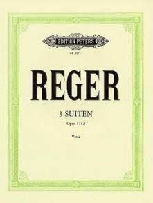 REGER. M SUITES OP 131D ALTO