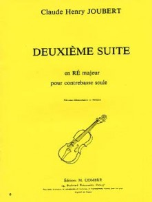 JOUBERT C.H. SUITE N°2 CONTREBASSE